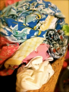Laundry Piles