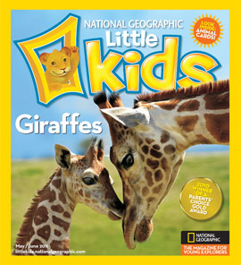 National Geographic Kids Magazine - may-june-2011