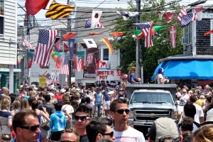 Provincetown 4th of July Parade 2011