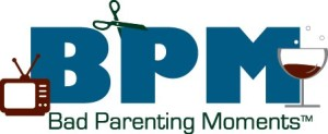 Bad Parenting Moments Logo